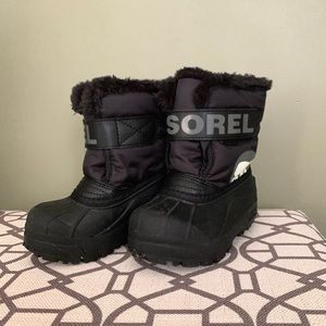 Sorel Snow Commander Toddler Snow Boots